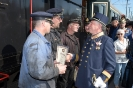 Kaiserzug Attnang Puchheim Bahnsteig 1 (Empfang/Ehrungen der Lokmanschaft)_15